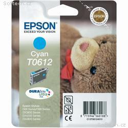 Epson inkoustová náplň, C13T061240, Stylus D68, D8