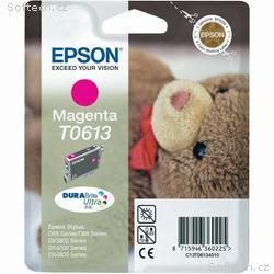 EPSON inkoustová náplň, C13T061340, Stylus D68, D8