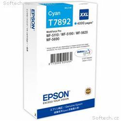 Epson inkoustová náplň, C13T789240, WF-5620, WF-56