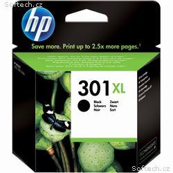 HP (301XL) CH563EE černá inkoustová kazeta originá