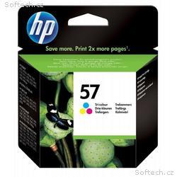 HP (57) C6657AE - ink. náplň barevná, DJ 5550, 565