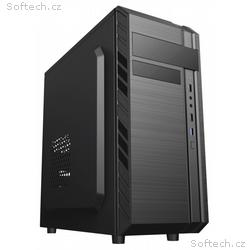 EUROCASE MicroT ML X501 EVO, bez zdroje, 1x USB 3.