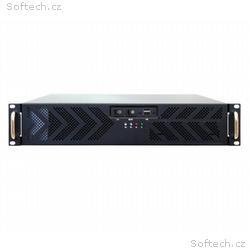 """CHIEFTEC rack 19"""" 2U UNC-210T-B-U3 400W, USB 3.0,"""