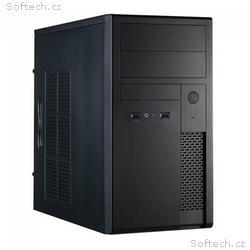 CHIEFTEC MiniT Mesh XT-01B-350GPB, micro ATX, USB