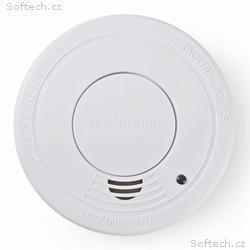 NEDIS detektor kouře, EN14604, hlasitost 85 dB, 1x