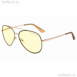 GUNNAR herní brýle MAVERICK, obroučky v barvě BLAC