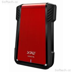 """ADATA EX500 box pro 2,5"""" HDD, SSD, USB 3.1, SATA 3"""