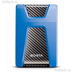 """ADATA HD650 2TB HDD, Externí, 2,5"""", USB 3.1, modrý"""