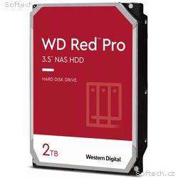 WD RED Pro 2TB, WD2002FFSX, SATA 6Gb, s, Interní 3