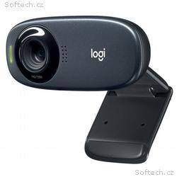 LOGITECH HD webkamera C310, 1280x720, 5MPx, USB, š