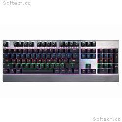 CRONO klávesnice CK3010, gaming, drátová, mechanic