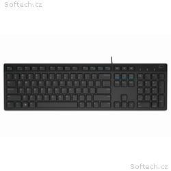 Dell klávesnice, multimediální KB216, SK, slovensk