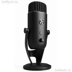 AROZZI mikrofon COLONNA, černý