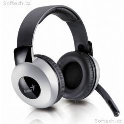 Genius headset - HS-05A (stereo sluchátka + mikrof
