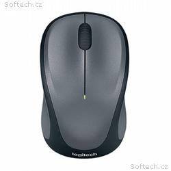 LOGITECH myš M235, Bezdrátová, Optická, 1000dpi, U