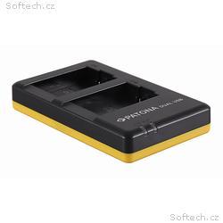 PATONA nabíječka Foto Dual Quick Panasonic DMW-BMB