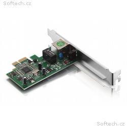 NETIS AD1103 PCIe síťová karta 10, 100, 1000, inte