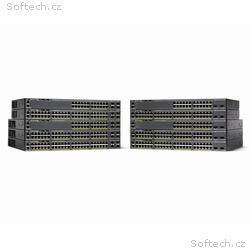 Cisco Switch WS-C2960X-48TD-L 48x 10, 100, 1000 +