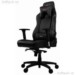 AROZZI herní židle VERNAZZA, černá