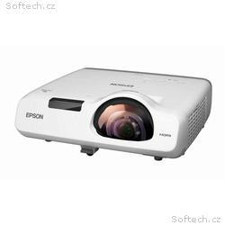 EPSON EB-530, XGA, Short projektor, 3200 ANSI, 16
