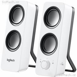 LOGITECH repro Z200 Multimedia Speakers, 2.0, 10W,