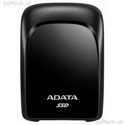 ADATA SC680 480GB SSD, Externí, USB 3.2 Type-C, če