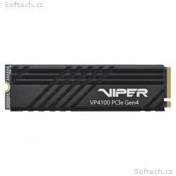 PATRIOT Viper Gaming VP4100 2TB SSD, Interní, M.2