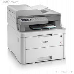 BROTHER DCP-L3550CDW, A4, 18 str, ADF, LED, Print,