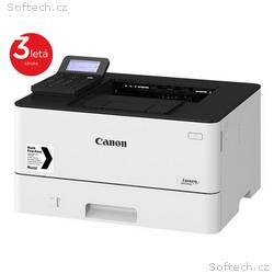 CANON i-SENSYS LBP226dw, A4, čb, 38ppm, až 600x600
