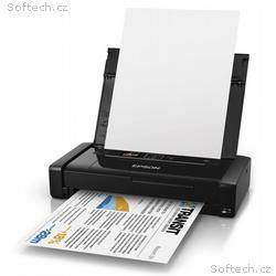 Epson WorkForce WF-100W, A4, Wi-Fi, USB, Mobilní t