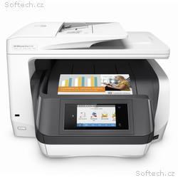 HP OfficeJet Pro 8730, A4, 24, 20ppm, print+scan+c