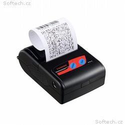 Cashino přenosná pokladní termotiskárna PTP-II, ry