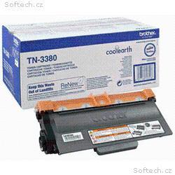 BROTHER tonerová kazeta TN-3380, HL-54xx, HL-6180,