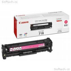 Canon toner CRG-718M, LBP-7200, 7660, 7680, MF-80x