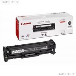 Canon toner CRG-718BK, LBP-7200, 7660, 7680, MF-80