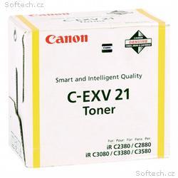 Canon toner C-EXV21Y, iRC-2880, 3x80, 14 000 stran