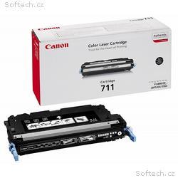 Canon toner CRG-711BK, LBP-5300 + LBP-5360, 6000 s