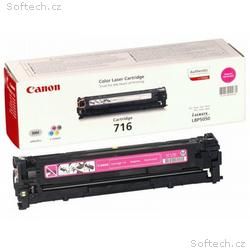 Canon toner CRG-716M, LBP-5050, MF-80x0, 1500 stra