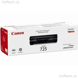 Canon toner CRG-725, LBP-6100, 6000, 1600 stran, Č