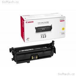 Canon toner CRG-723Y, LBP-7750Ddn, 8 500 stran, Žl