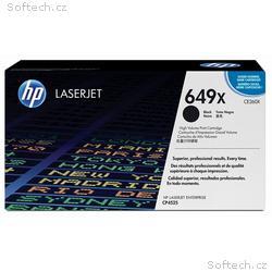 HP tisková kazeta černá velká, CE260X originál