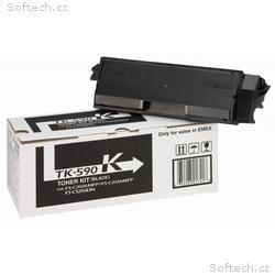 Kyocera toner TK-590K, FS-C2026MFP, C2126MFP, 7 00