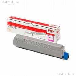 OKI toner purpurový do C332, MC363 (1 500 stránek)