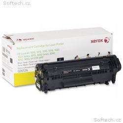 Xerox alternativní toner za HP Q2612A (černá,2.000