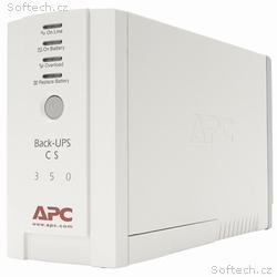 APC Back UPS CS 350VA (210W), 230V, USB, Serial