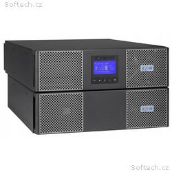 EATON UPS 3, 1fáze, 6kVA - 9PX 6000i 3:1 RT6U HotS