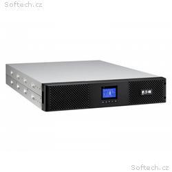 EATON UPS 9SX3000IR, 3000VA, 1, 1 fáze, rack 2U