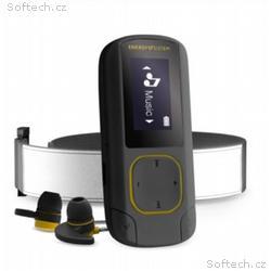 ENERGY MP3 Clip Bluetooth Sport Amber (16GB, Micro