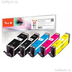 PEACH kompatibilní cartridge Canon PGI-570, CLI-57