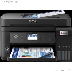 EPSON EcoTank ITS L6290 - A4, 33-20ppm, 4ink, ADF,